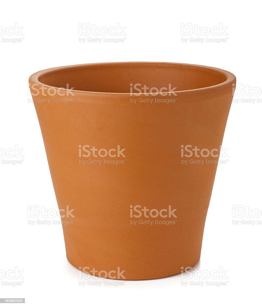 earthenware vase stock photo