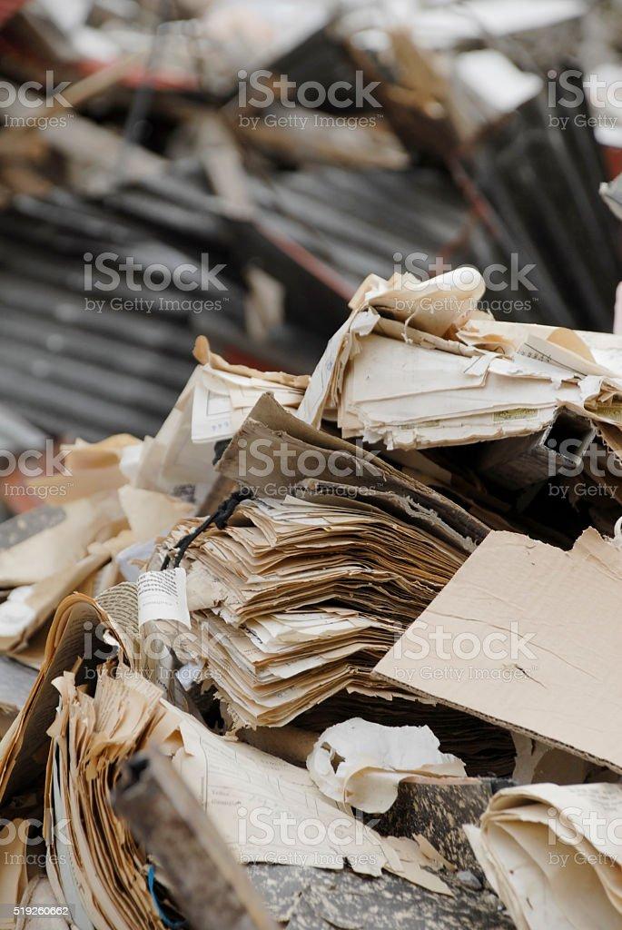 Earthquake stock photo