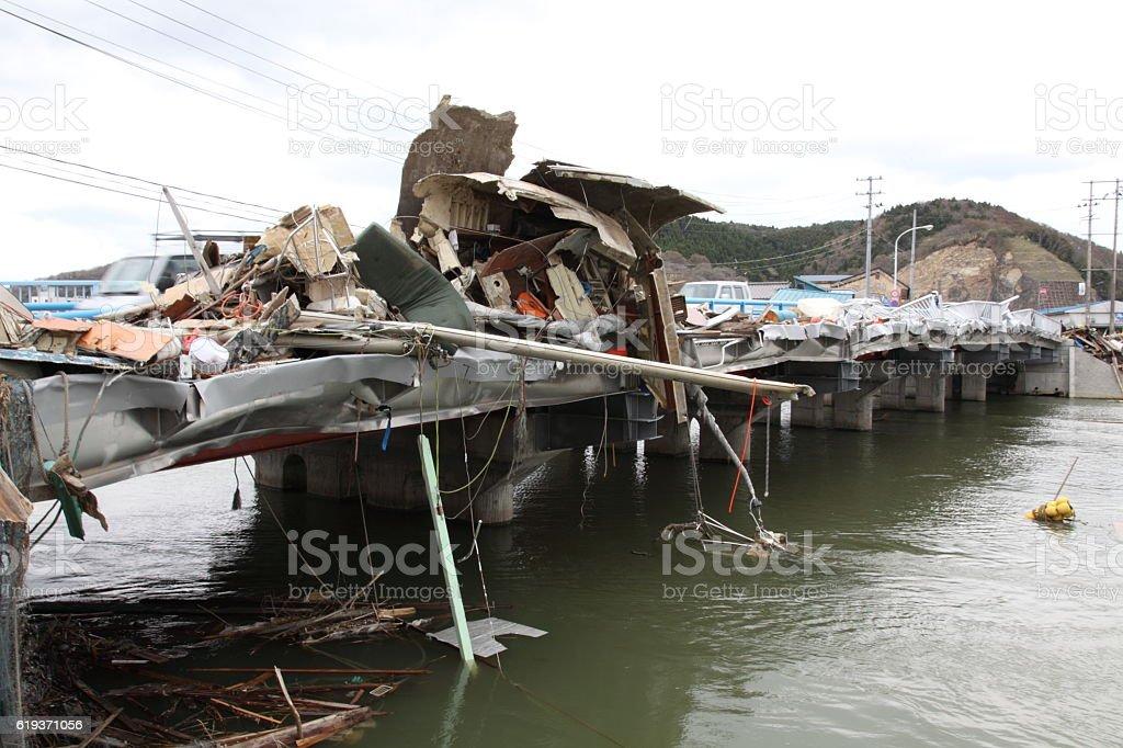 earthquake,tsunami,japan,311 stock photo