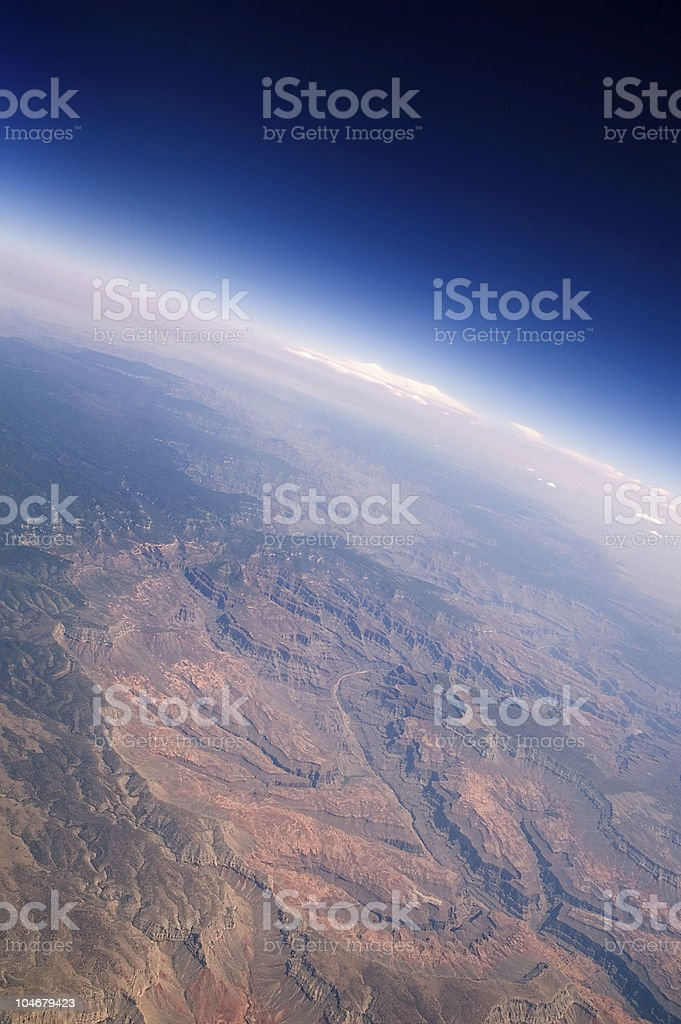 Earth's Hidden treasure royalty-free stock photo