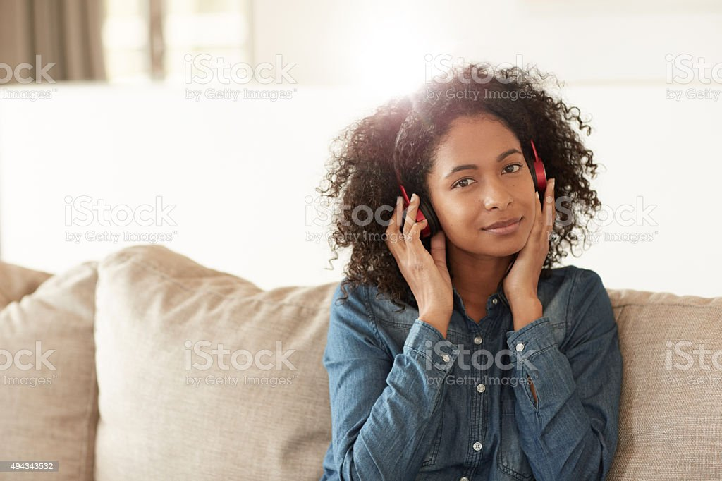 Easing into the weekend groove stock photo