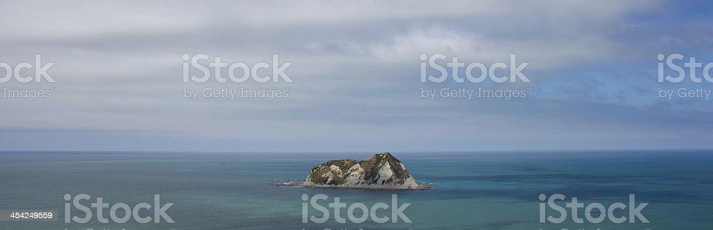 East Island stock photo