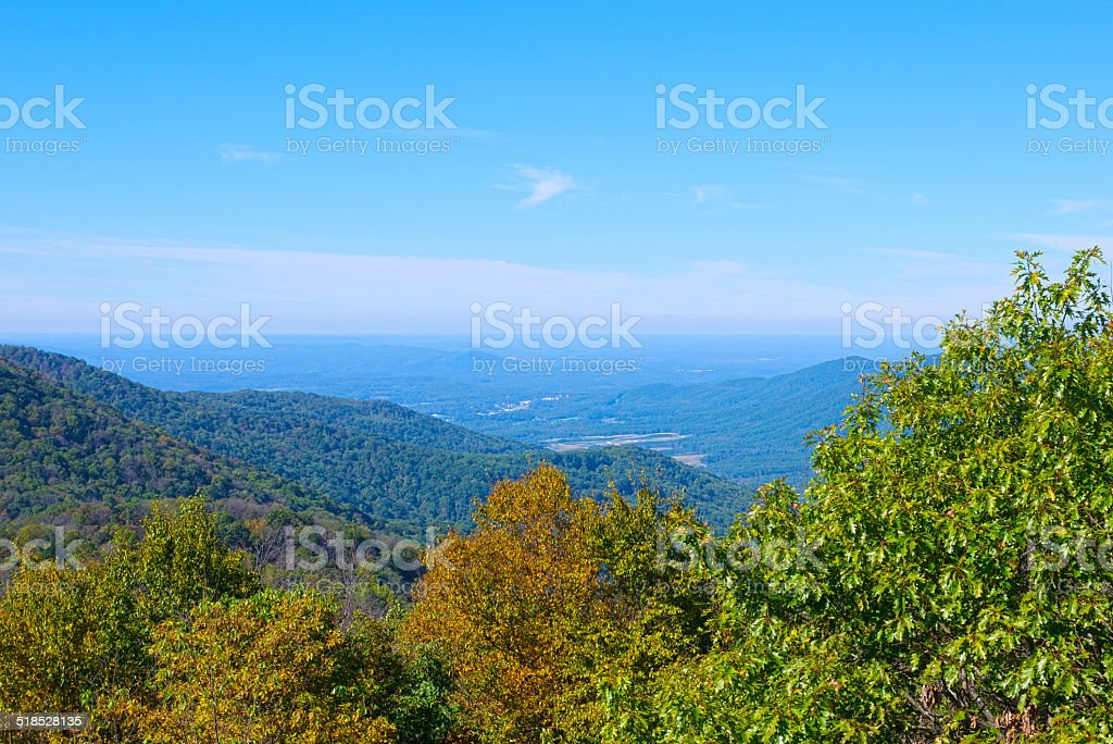 East Tennessee stock photo