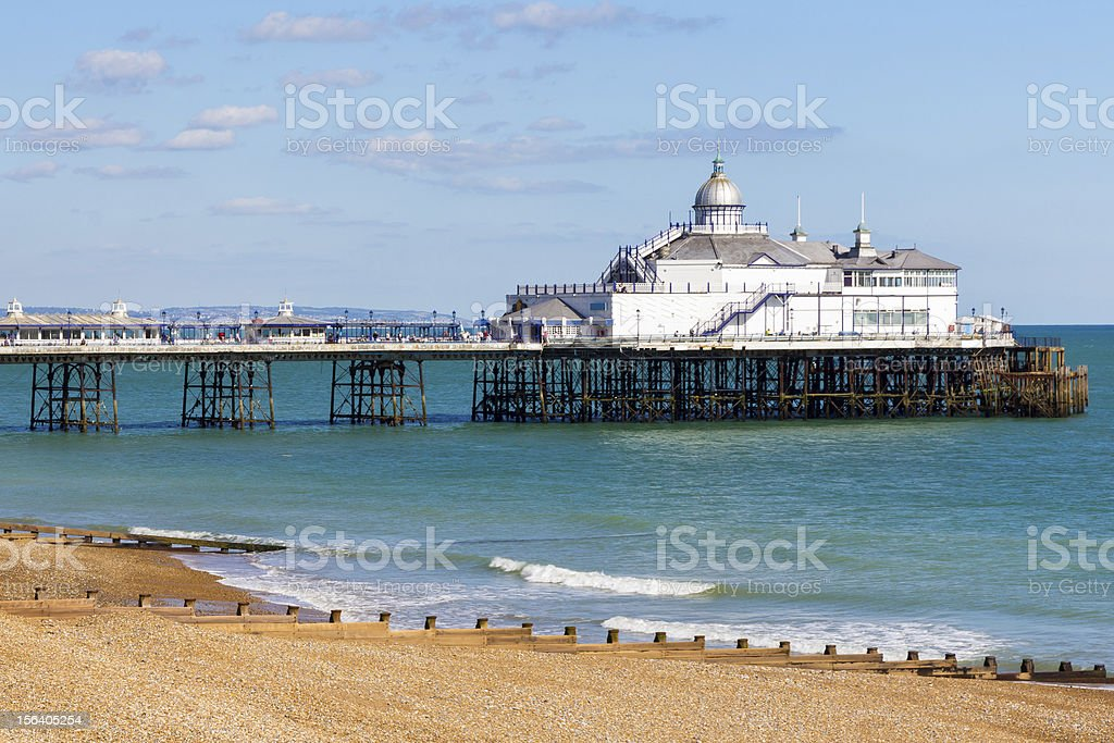 Eastbourne East Sussex photo libre de droits