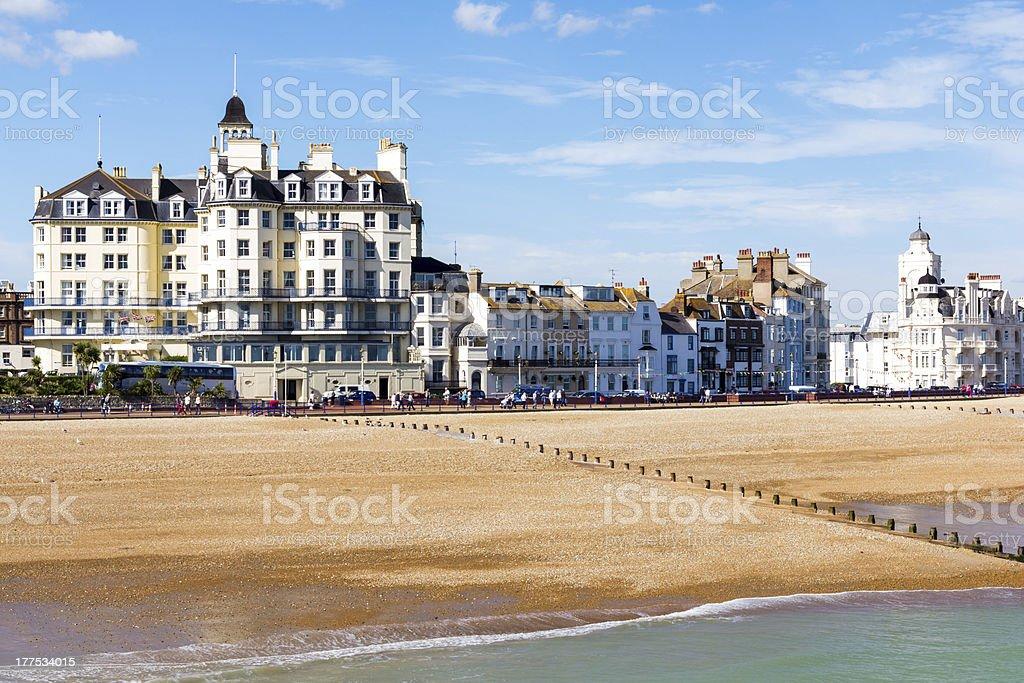 Eastbourne East Sussex photo libre de droits