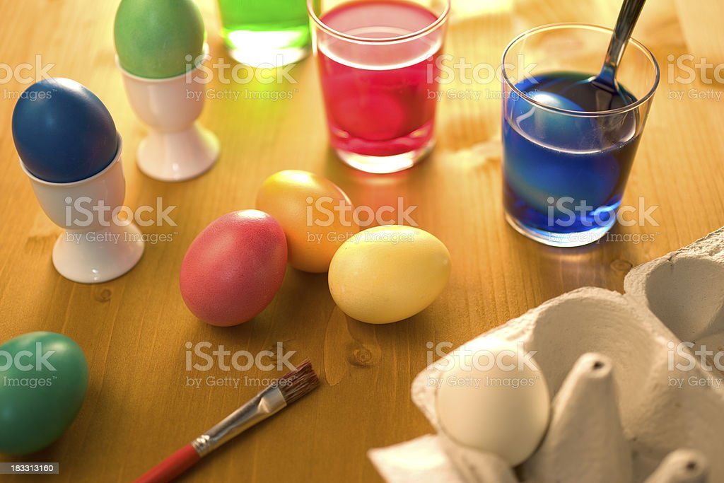 Ostern 2 royalty-free stock photo