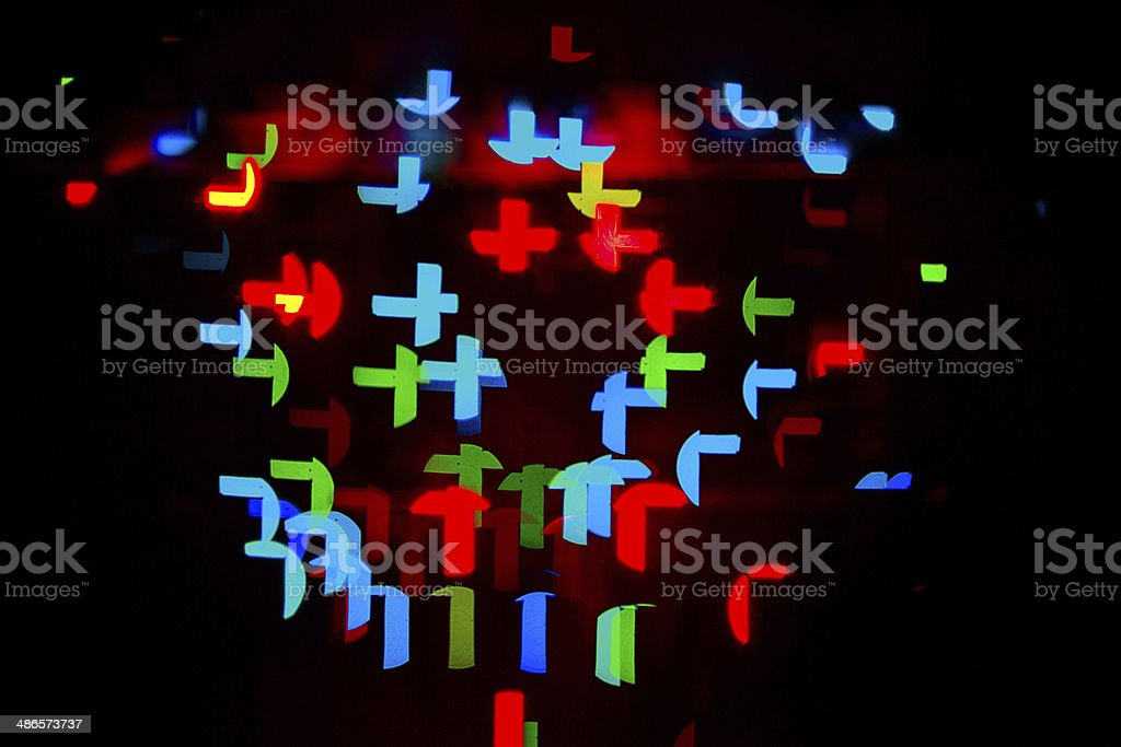 Easter abstract background royalty-free stock photo