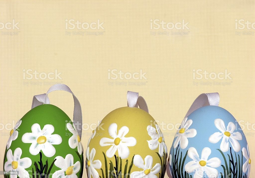 Easter background royalty-free stock photo