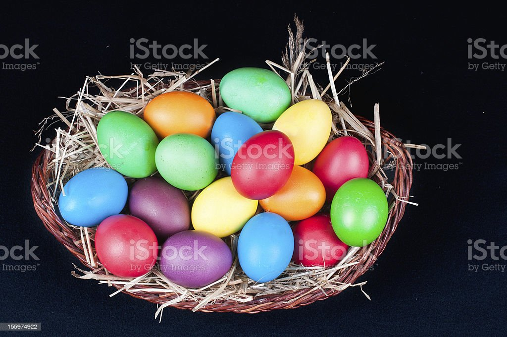 Easter boy royalty-free stock photo