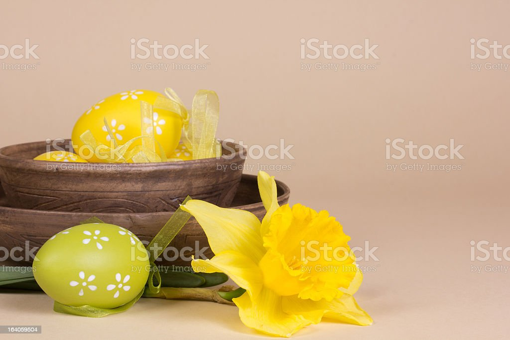 Easter concept royalty-free stock photo