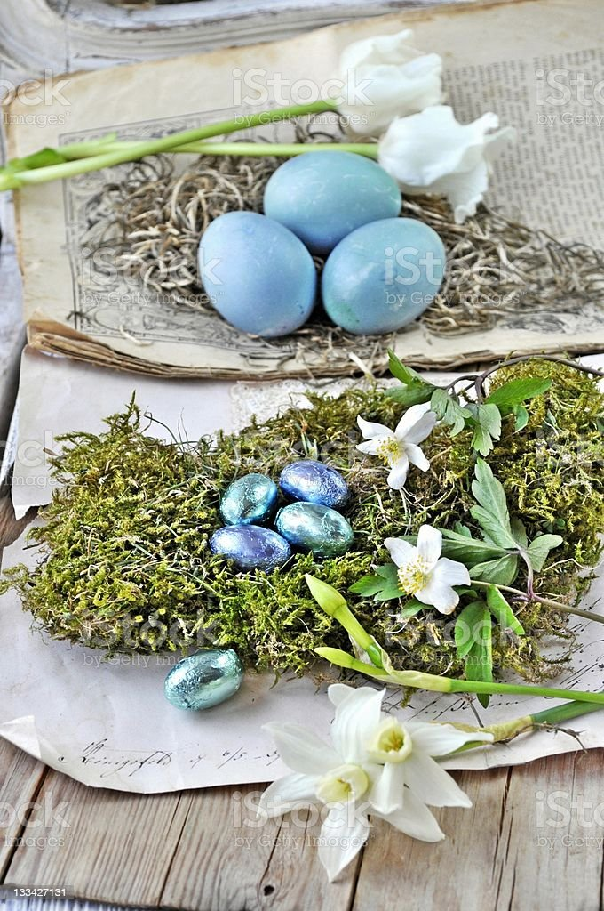 Easter decoraion royalty-free stock photo