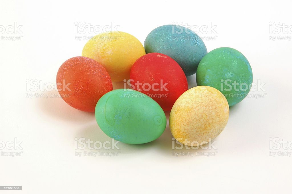 Easter Egg 1 royalty-free stock photo