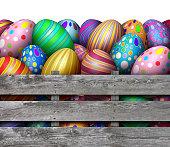 Easter Egg Hunt Harvest