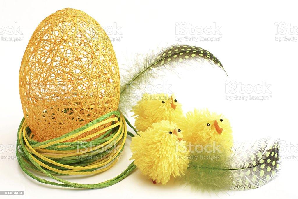 Easter Egg, ornament stock photo
