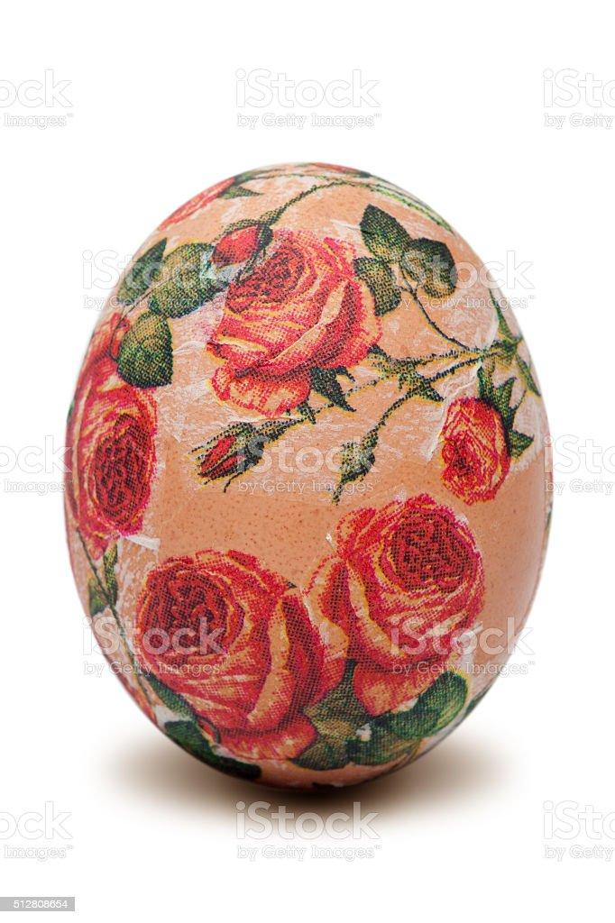 Easter egg. stock photo