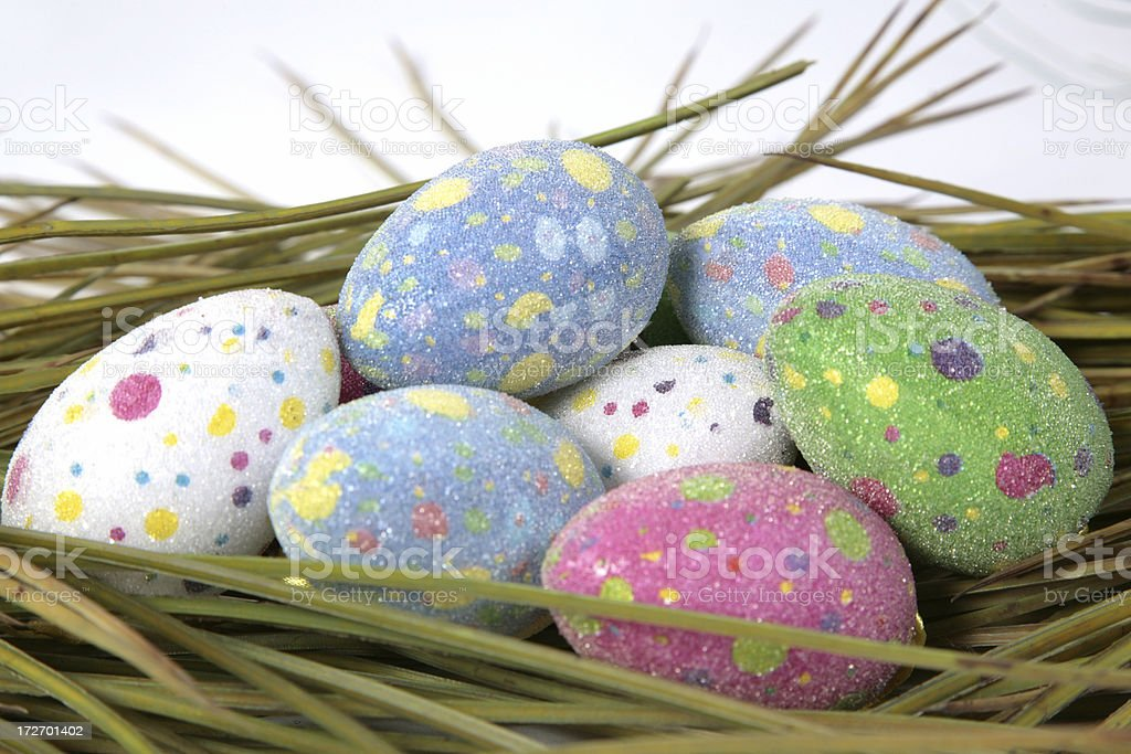 Easter Egg Series royalty-free stock photo