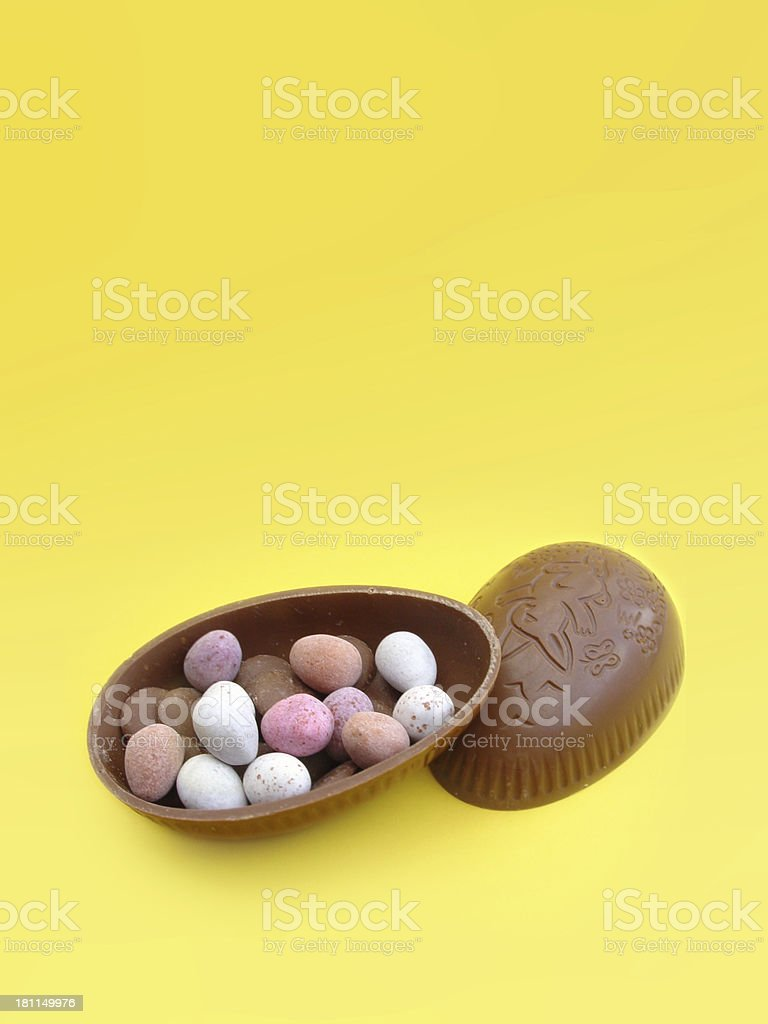 Easter eggs 03 royalty-free stock photo