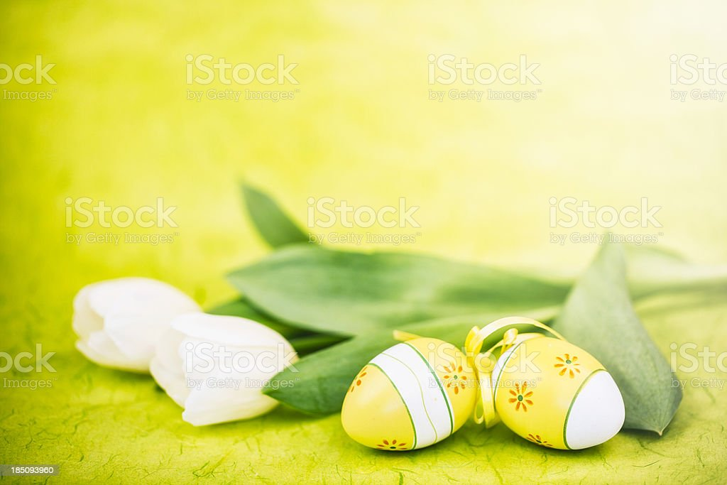 Easter Feelings royalty-free stock photo