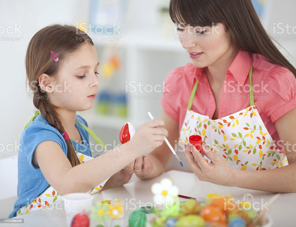 Easter fun. royalty-free stock photo