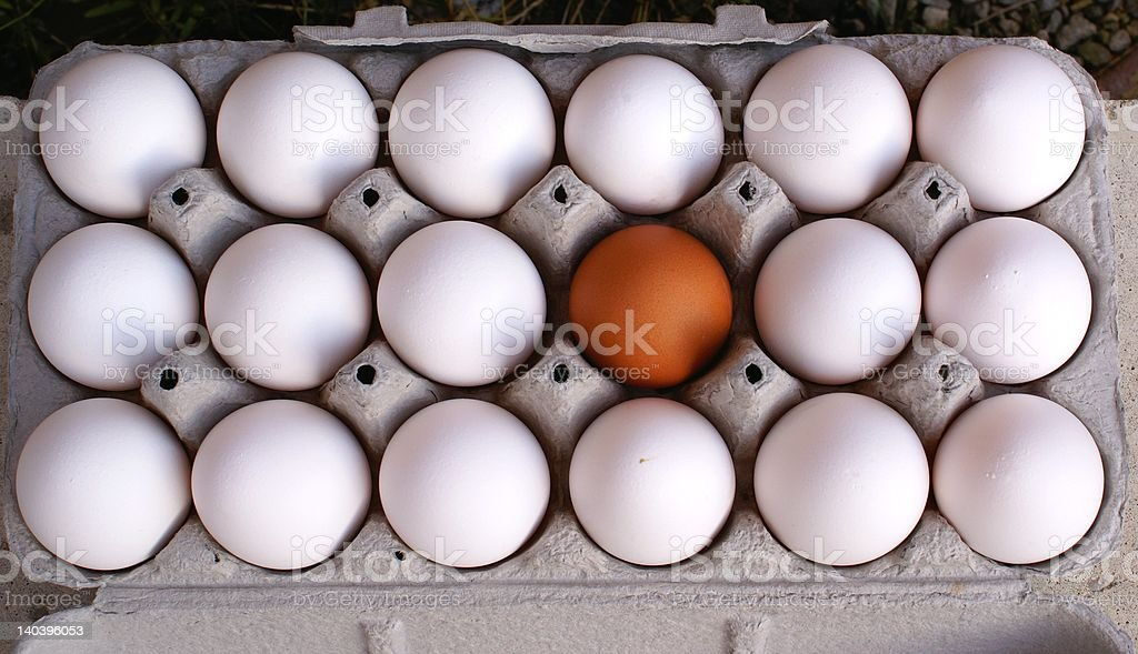 easter golden eggs royalty-free stock photo