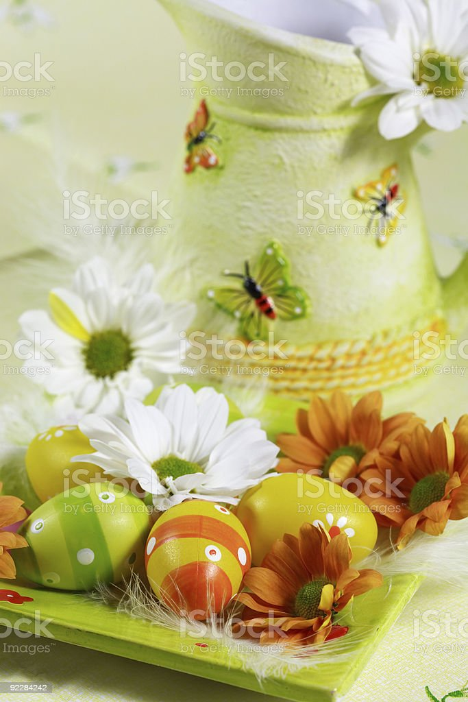 Easter motive royalty-free stock photo