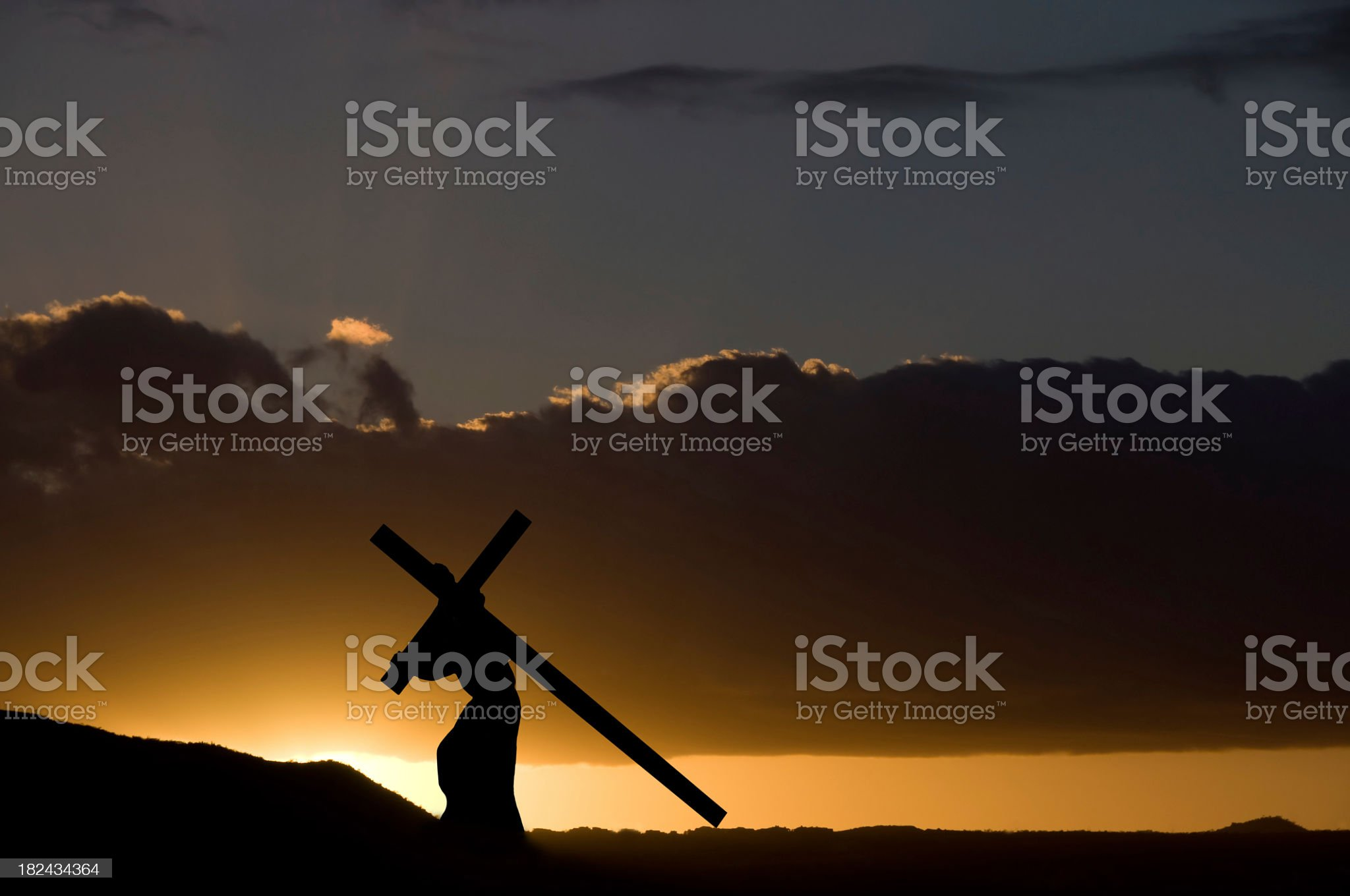 Easter Passion royalty-free stock photo