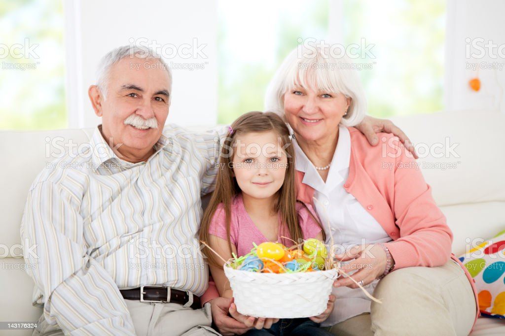 Easter. royalty-free stock photo