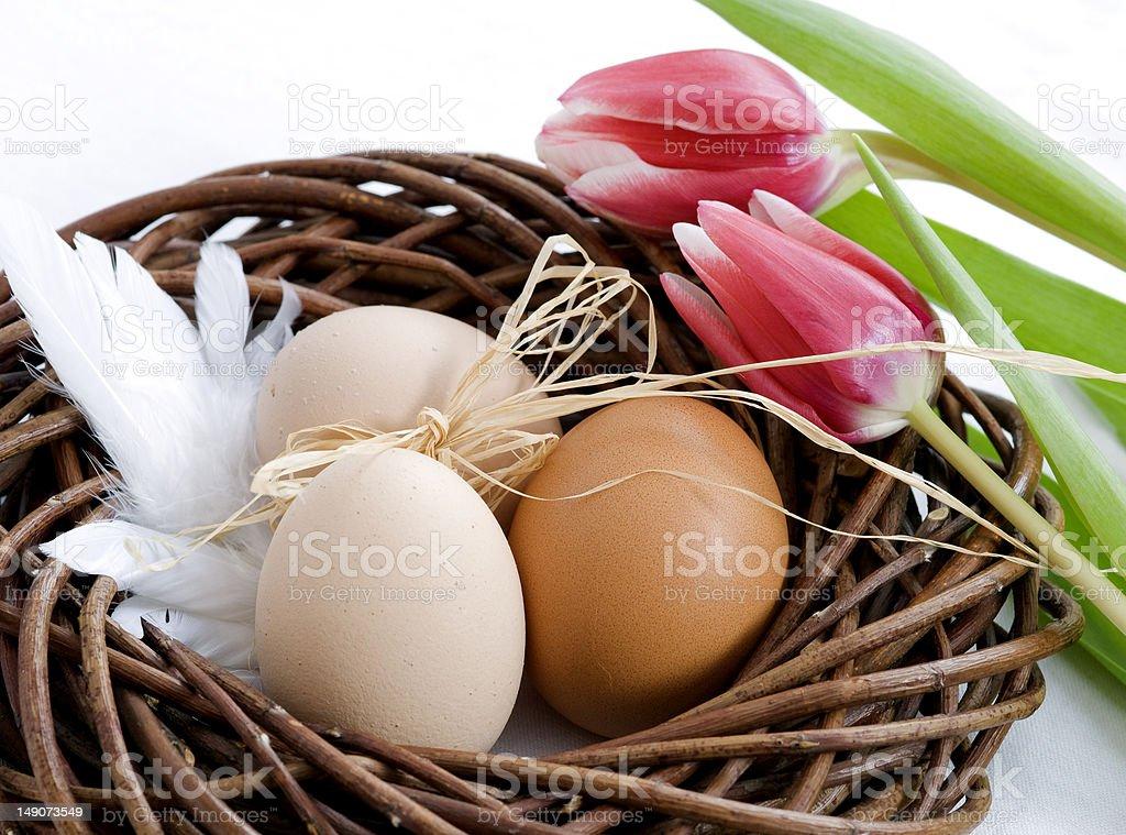 Wielkanoc zbiór zdjęć royalty-free