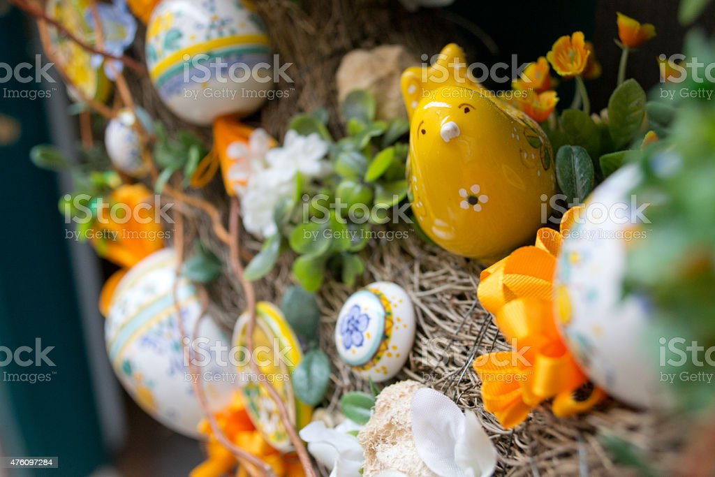 Easter Reef stock photo