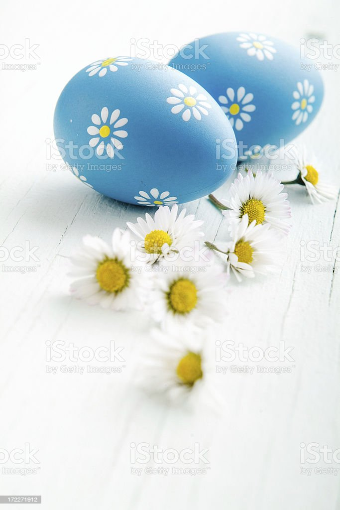 Easter Series stock photo