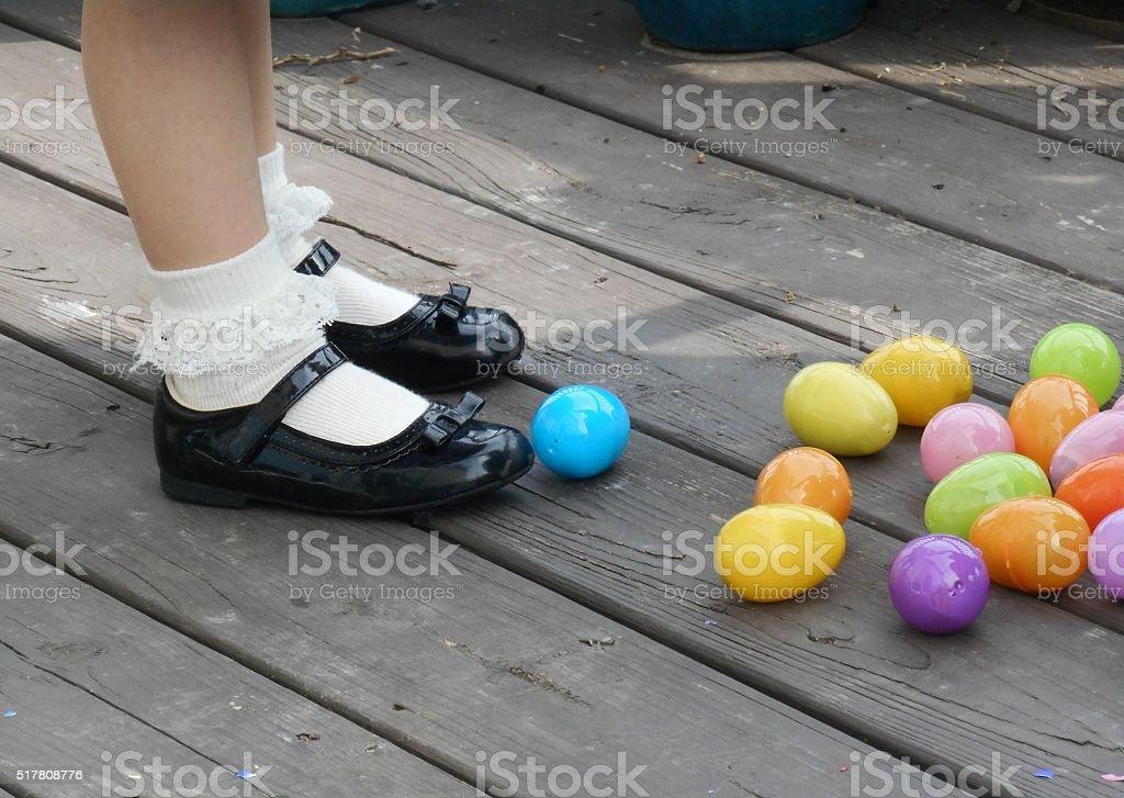Easter Sunday stock photo