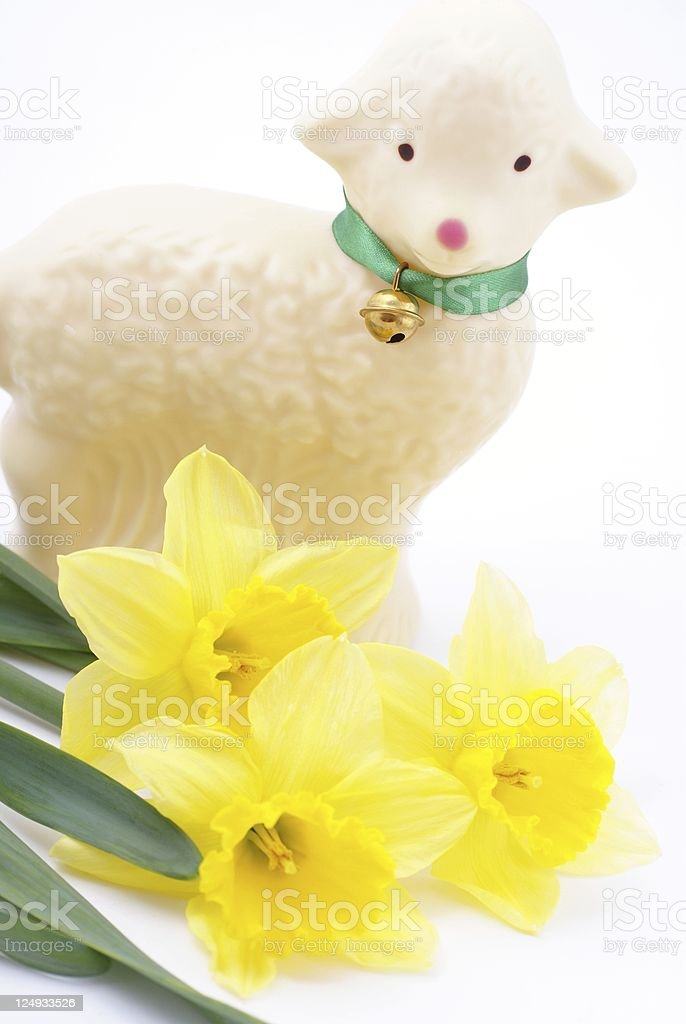 Easter symbol royalty-free stock photo