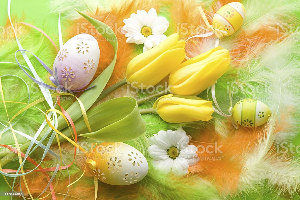 Easter variation royalty-free stock photo