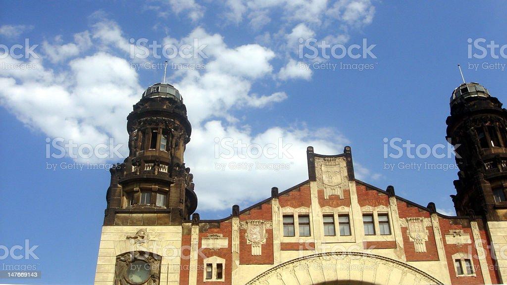 Eastern Europe stock photo