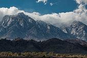 Eastern Sierras Storm