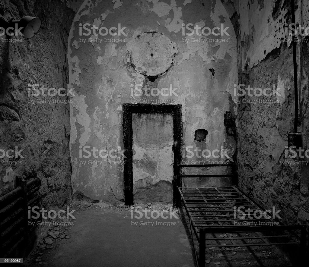 Eastern State Penitentiary IV royalty-free stock photo