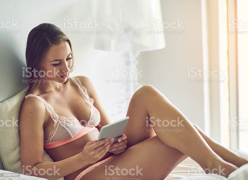 Easy like Sunday morning stock photo