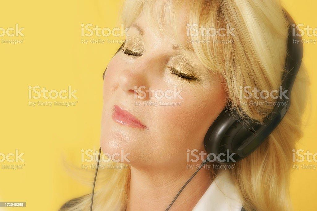 Easy Listening stock photo