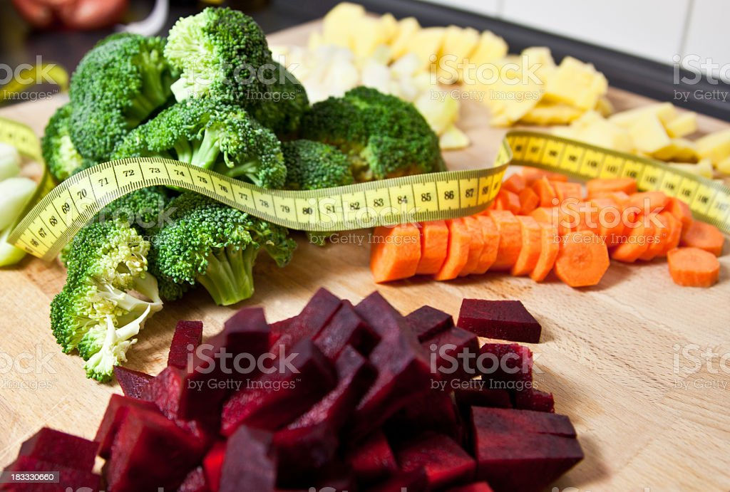 Eat / Healthy diet stock photo