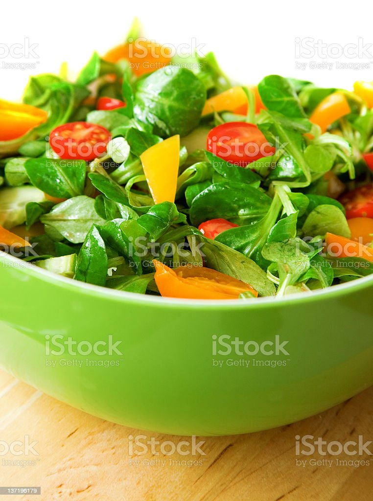 Eat healthy! royalty-free stock photo