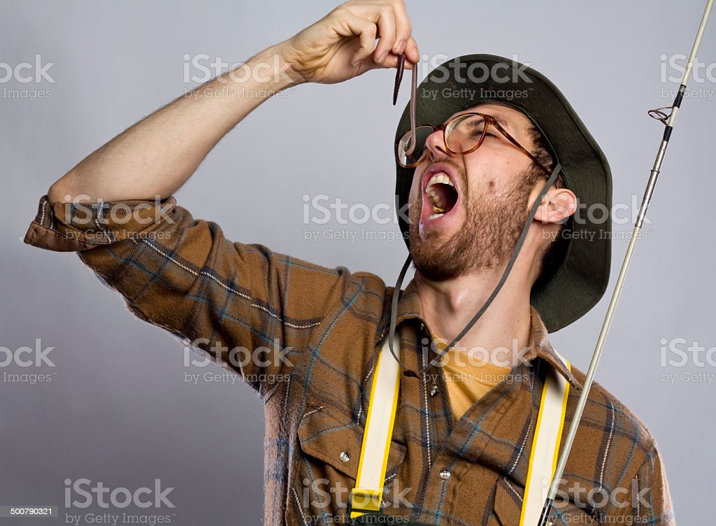Eat it! royalty-free stock photo