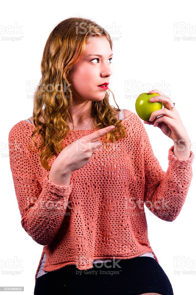 Eat this stock photo