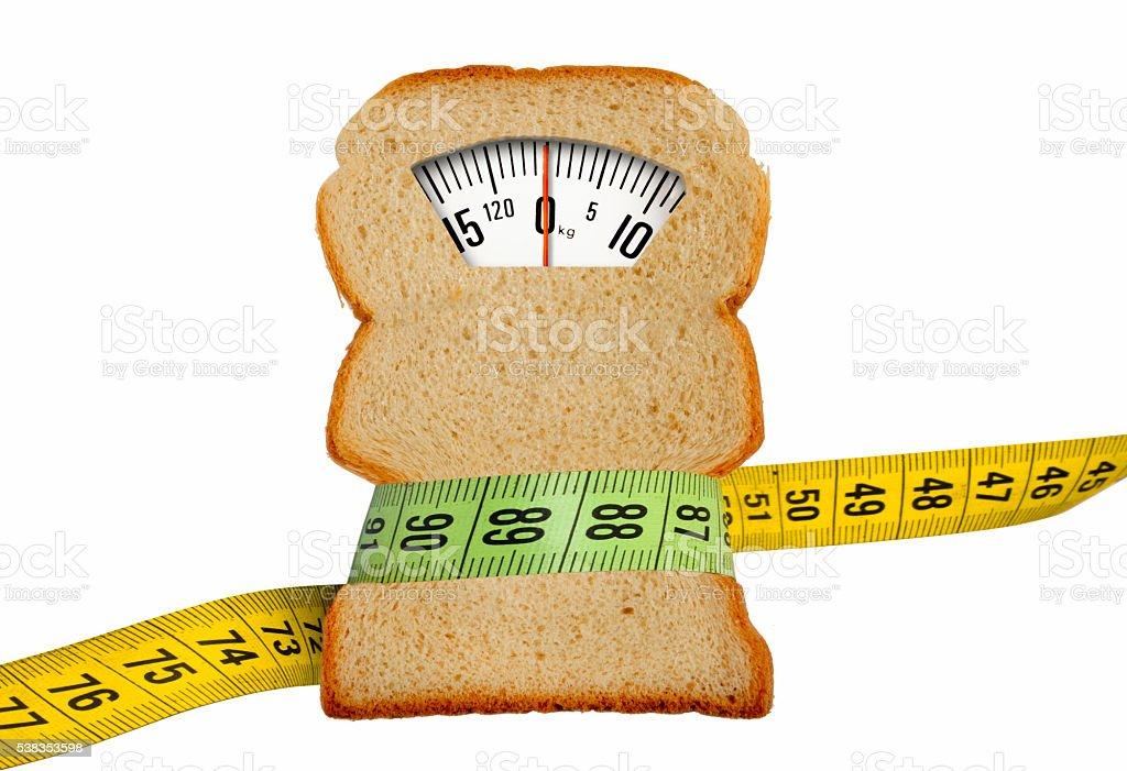 Eat Well stock photo