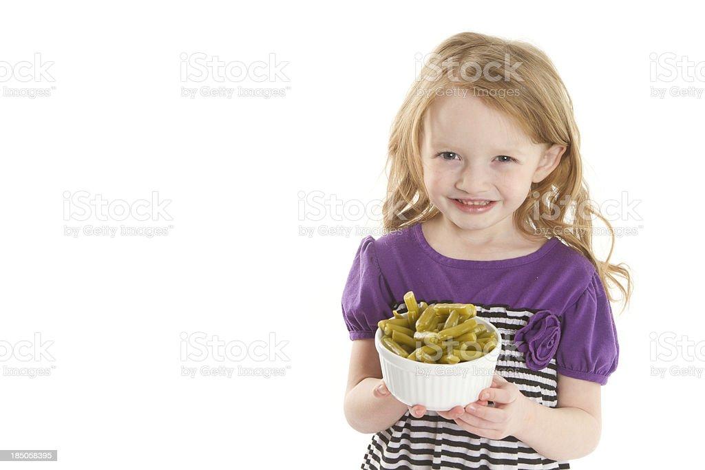 Eat your Veggies royalty-free stock photo