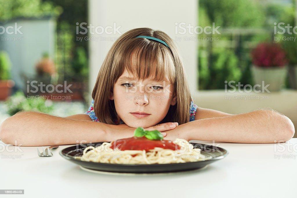 Eating Disorder stock photo