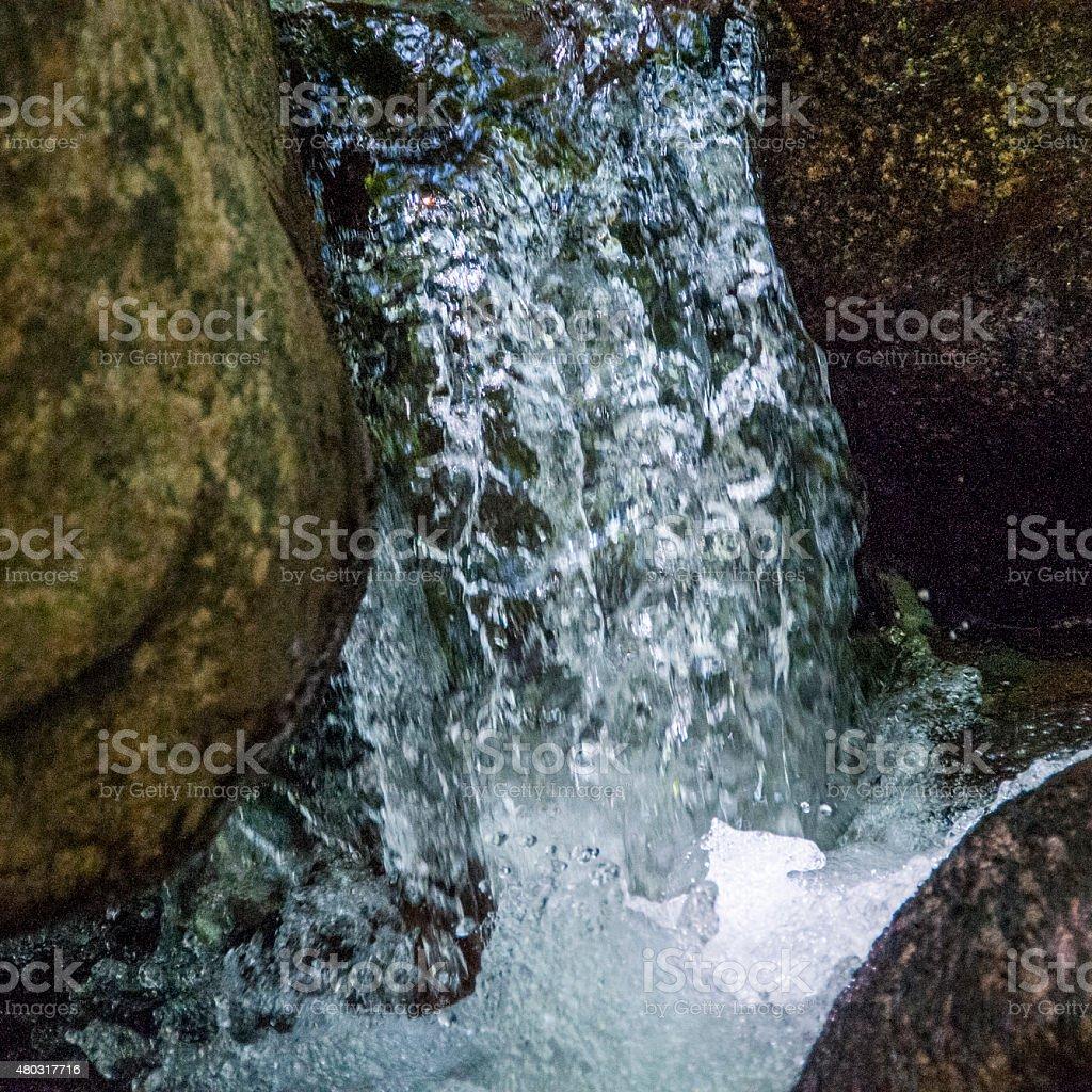 eau vive stock photo