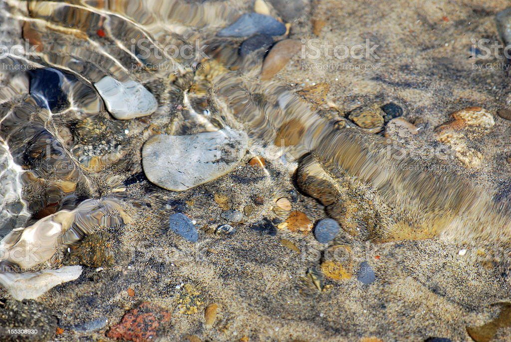 ebb and flow by Lisa Woodburn stock photo