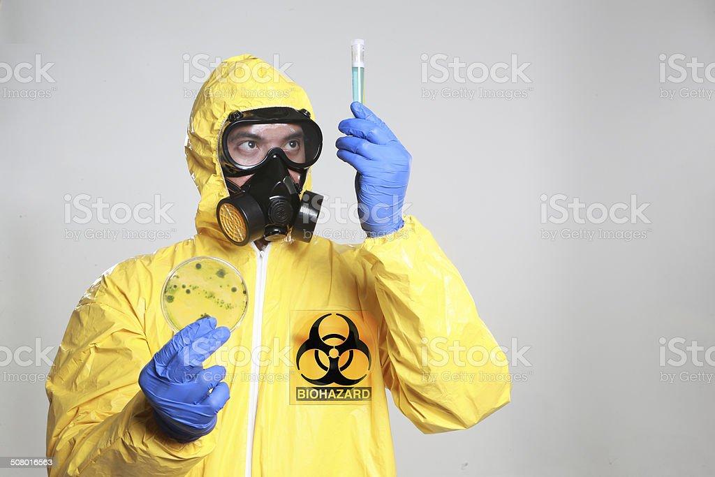 Ebola Outbreak stock photo