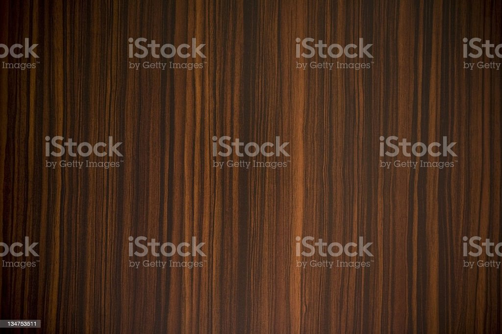 Ebony Wood Background stock photo