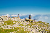 Echoes of world war one at Alpe mountains, Slovenia